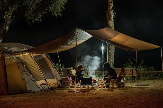 Romantic Camping Tips For Your Next Trip - The Hunt